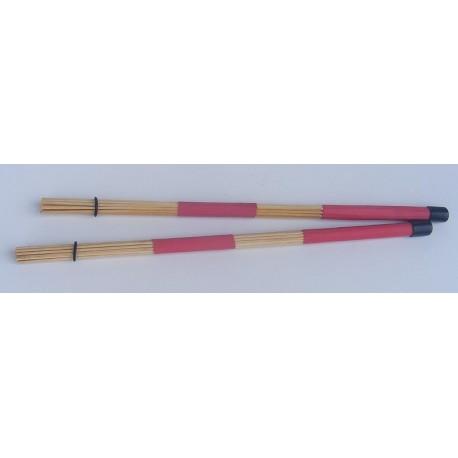 Baquetas floppy stick bambú StarSMaker® SM-BK09R