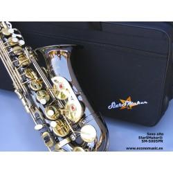 Saxofón Alto StarSMaker® SM-SX05PN Grado Medio