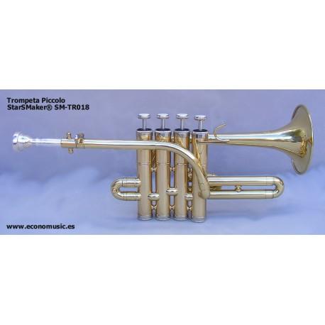 Trompeta Píccolo Sib StarSMaker® SM-TR018