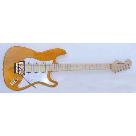 Guitarra eléctrica SM-GE004 StarSMaker Super Strato 1