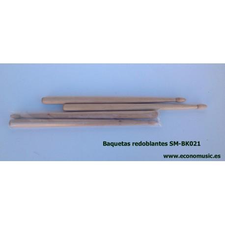 Baquetas tambor reglamento StarSMaker® SM-BK003