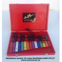 Metalófono Escolar StarSMaker® SM-MTL27
