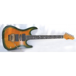 Guitarra eléctrica StarSMaker® SM-GE021 Green Honey