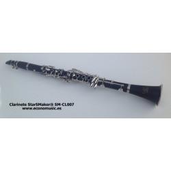 Clarinete SM-CL107 StarSMaker