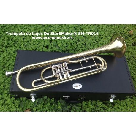 Trompeta de Bajos Sib 3 Cilíndros StarSMaker® SM-TR016
