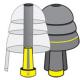 Thunder Plugs protectores para los oidos SM-TPG3