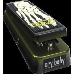 Pedal Cry Baby Wah Wah EC-KH95 Dunlop Kirk Hammett