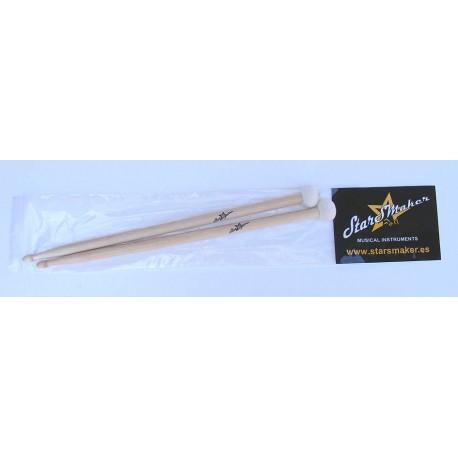 Mallets Cymbal + Stick Drums StarSMaker® SM-BK018