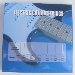 Cuerdas Guitarra eléctrica StarSMaker® SM-GSE01