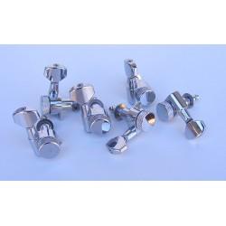 Clavijeros con bloqueo guitarra eléctrica StarSMaker® SM-CGE106