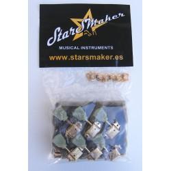 Clavijeros guitarra eléctrica StarSMaker® SM-CGE84