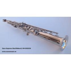 Saxofón Soprano StarSMaker® SM-SXS02N