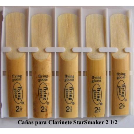 Cañas Clarinete Sib StarSMaker® SM-CÑC2