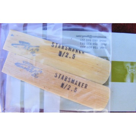 Cañas Saxo Alto StarSMaker® SM-CÑSA2