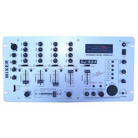 DJ Mixer StarSMaker® SM-DJ924
