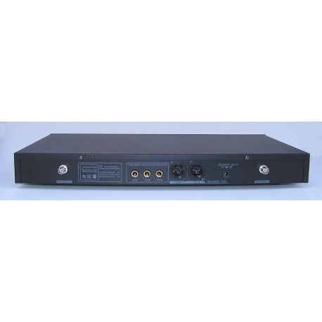 Micrófonos inalámbricos Profesional StarSMaker® AU 8002 2