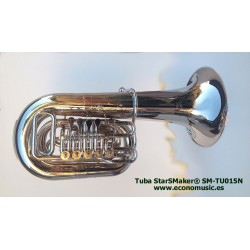 Tuba Do estilo miraphone StarSMaker