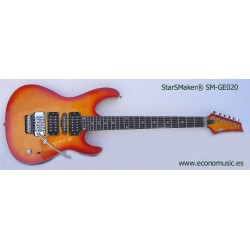 Electric Guitar StarSMaker® SM-GE020 Cherry