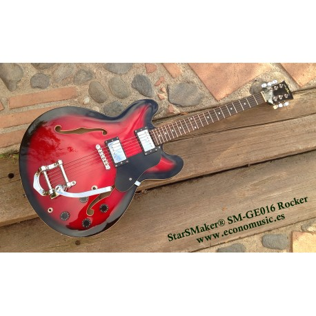 Electric Guitar StarSMaker® SM-GE016 Rocker
