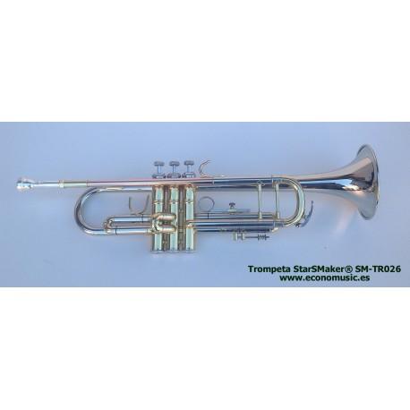 Trompeta Gama Alta Sib StarSMaker® SM-TR026