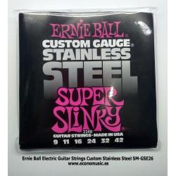 Ernie Ball 6 cuerdas guitarra eléctrica EB2223