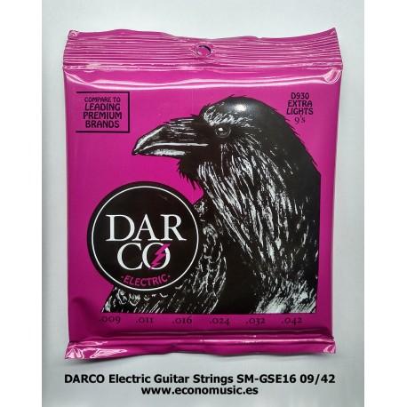 Darco 6 cuerdas guitarra eléctrica D930