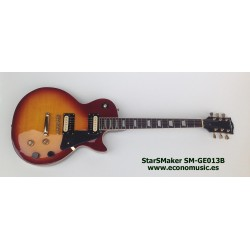Electric Guitar StarSMaker® SM-GE013 Page Sunburst LP