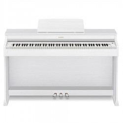 Piano Casio 88 teclas digital blanco