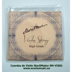 Cuerdas Violín StarSMaker® SM-VIS01