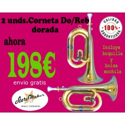 Corneta Do Reb SM-CO006 StarSMaker lote 2 1
