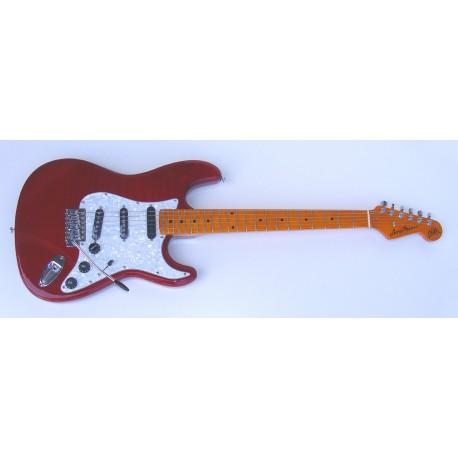 Guitarra eléctrica StarSMaker® Elite SM-GE033H De luxe Strato