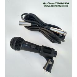 Micrófono vocal TIE