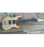 Guitarra eléctrica SM-GE022NW StarSMaker madera. ÍO Nature