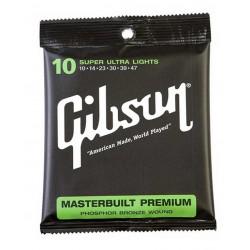 Gibson cuerdas guitarra acústica