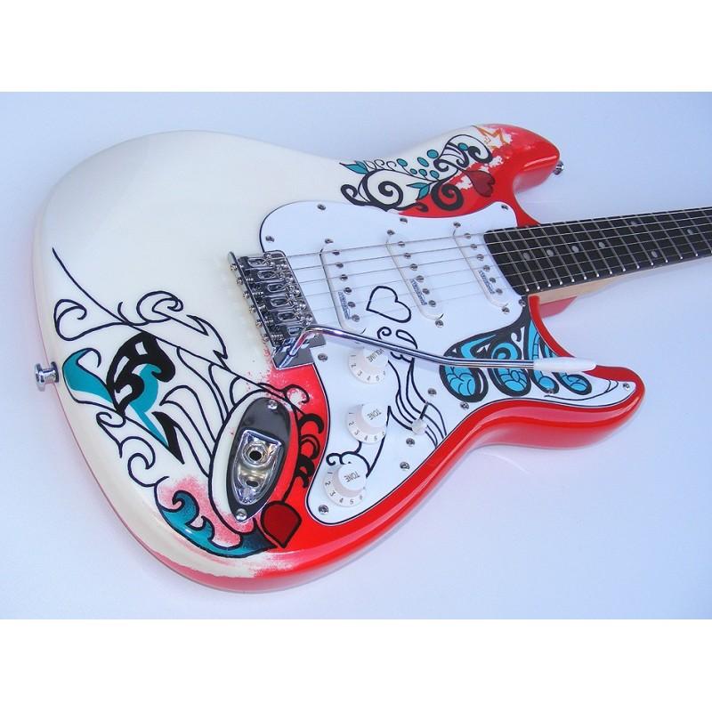 Guitarras Electricas Fender Guitarra Jimmi Hendrix Monterey