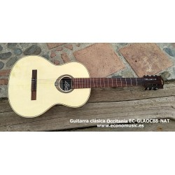 Guitarra clásica LAG Occitania 4/4 EC-GLAOC88NAT