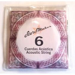 Cuerdas Guitarra acústica StarSMaker® SM-GSA02