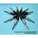 Clavijas conector Jack 1/4 macho mono 10pcs SM-CCMM10