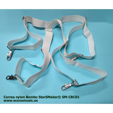 Correa nylon Bombo StarSMaker® SM-CB001