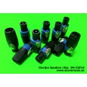 Clavija conector XLR StarSMaker® SM-CCH