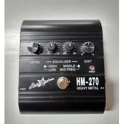 Pedal Heavy Metal StarSMaker® SM-HM270
