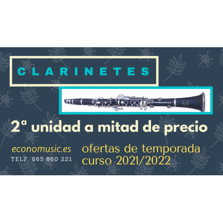 Clarinete StarSMaker® SM-CL107