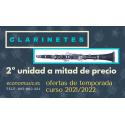 Clarinete oferta SM-CL107 StarSMaker