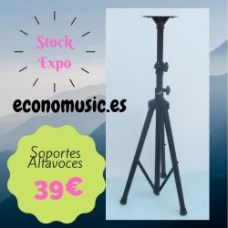 Soportes Altavoces StarSMaker® SM-SAL Stock B