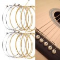 Cuerdas de guitarra acústica