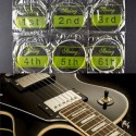 Cuerdas de guitarra eléctrica