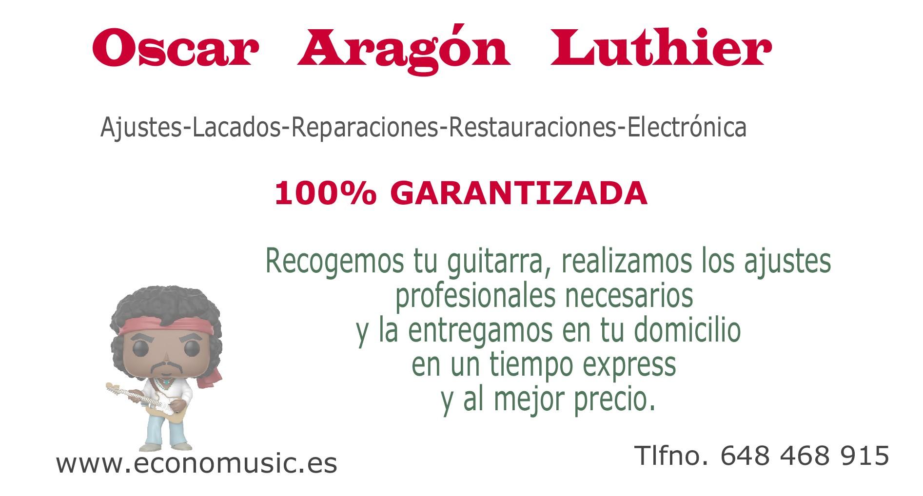 servicio luthier